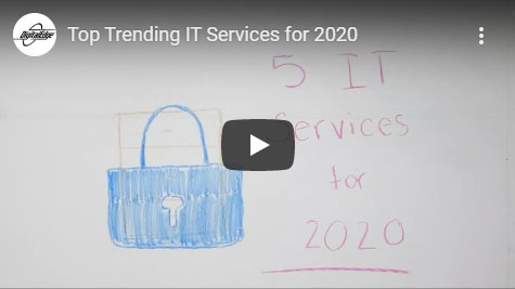 Top Trending IT Services for 2020