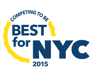 Competing to be best for NYC 2015