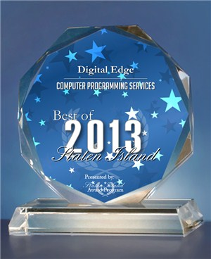 Digital Edge Computer Programming Services Best Of 2013 Staten Island